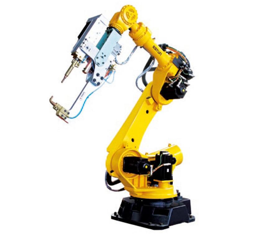 焊接ji器人