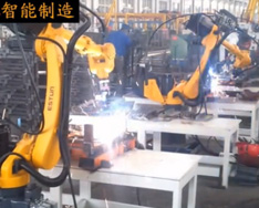 ESTUN 弧han机器人-在农用车零bu件免fei牛牛游戏线中de弧hanying用